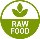 100% Raw