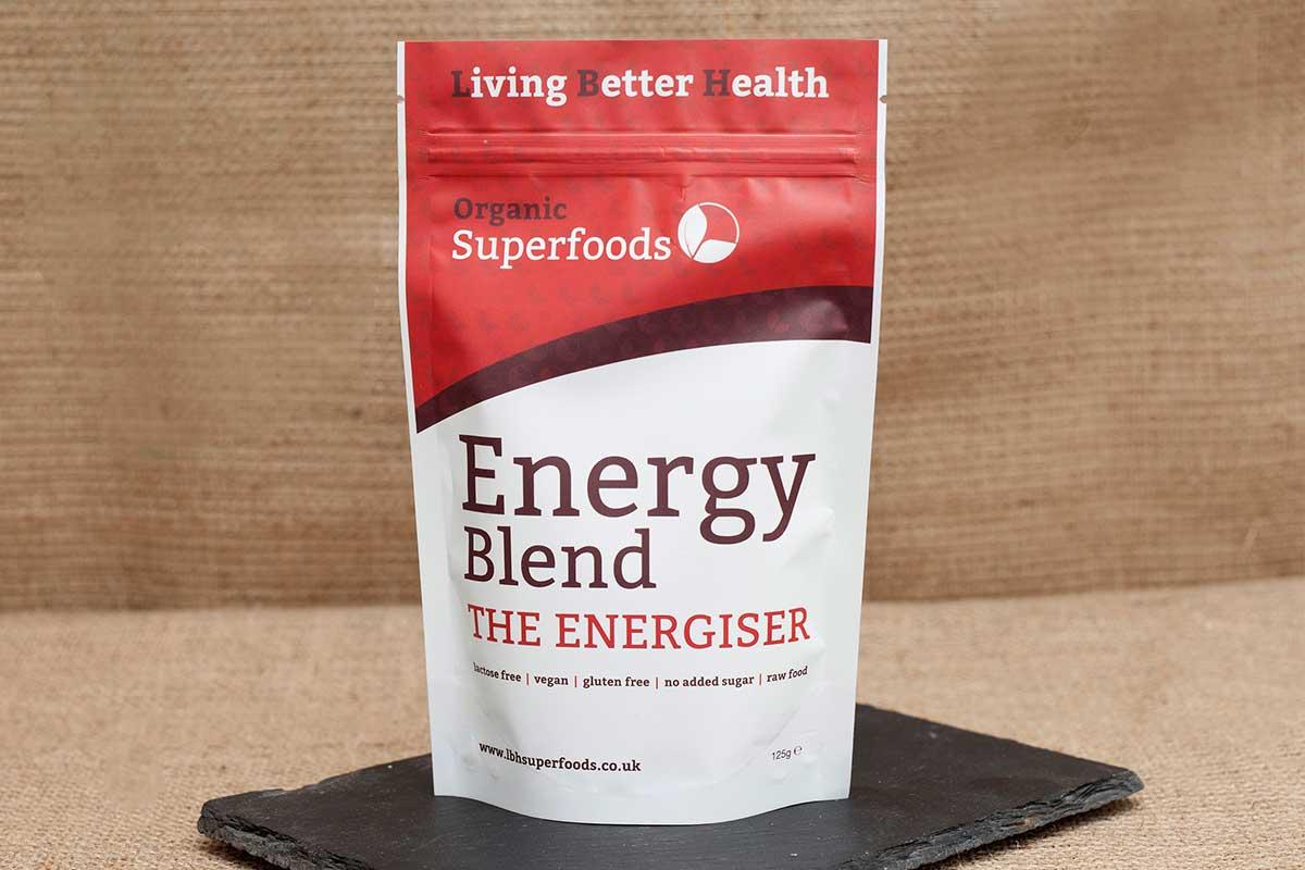 The Organic Energiser Blend