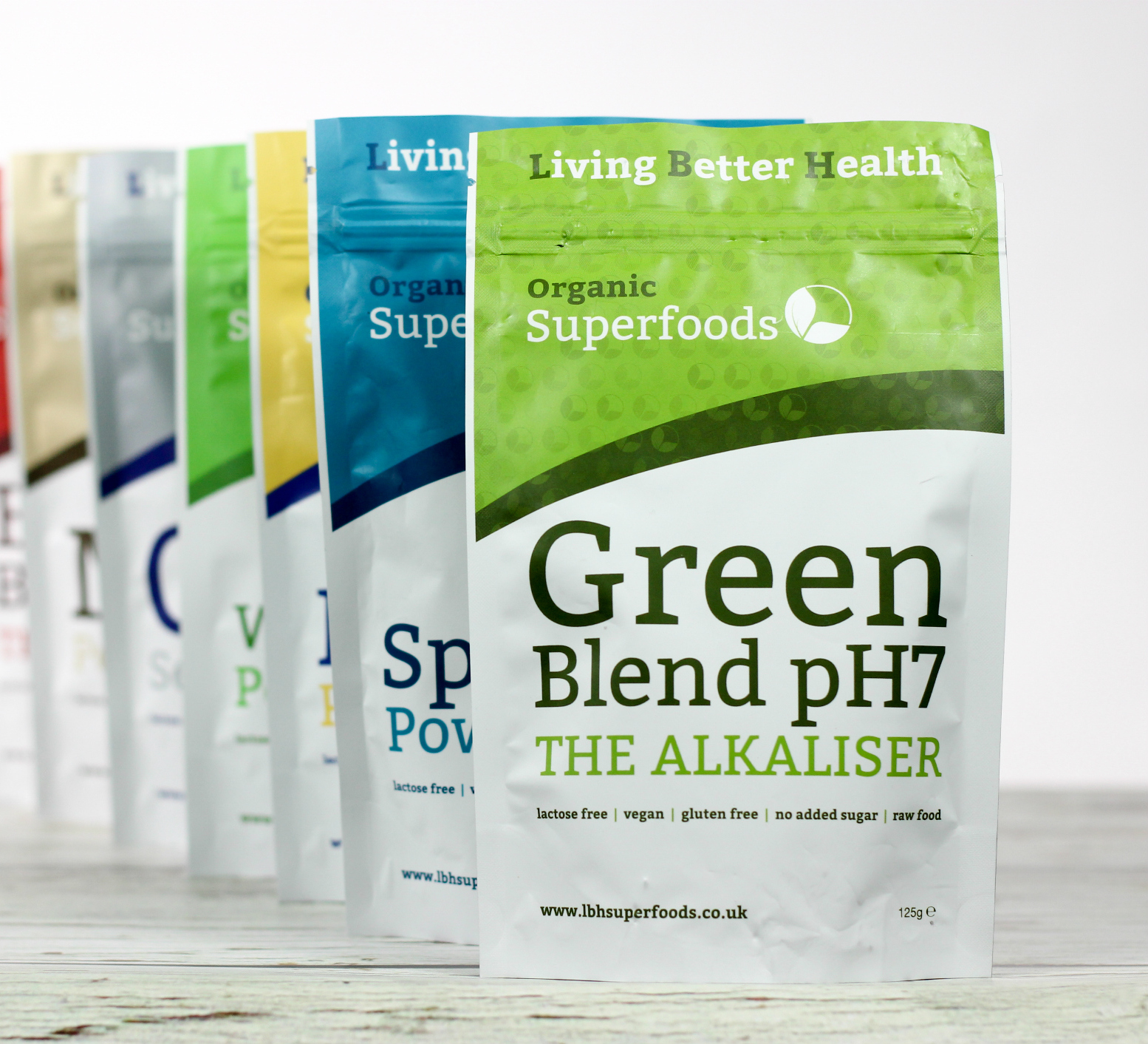 The Organic Alkaliser Blend