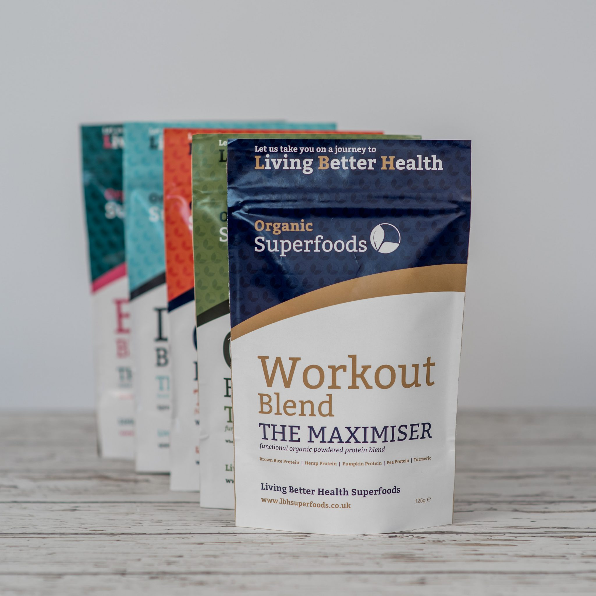 The Workout Blend